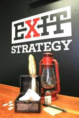 Strategy For Murder review exit strategy murder mystery