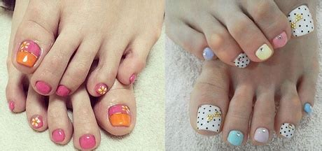 Basic Nail Design by Basic Toe Nail Designs