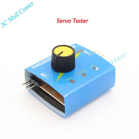 servo tester gear test ccpm consistency master checker 3ch
