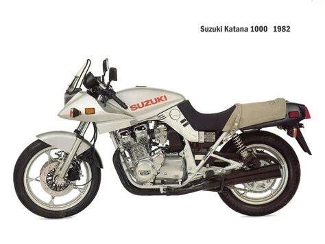 Suzuki Katana Forum Most Underated Page 7 Cycleworld Forums