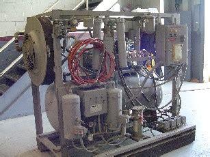 dry air compressor