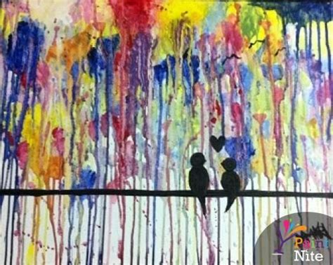 paint nite groupon montreal 17 best images about paintings taught at pnnash on