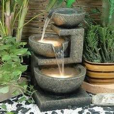 Small Patio Fountain by 1000 Images About Small Patio Water Feature On Pinterest