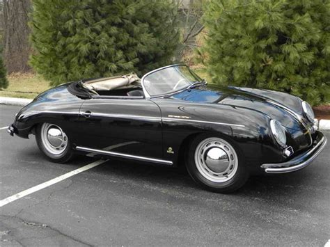 porsche speedster for sale 1955 porsche speedster for sale classiccars com cc 787153
