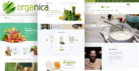 Themeforest Organica | organica v1 0 organic beauty farn and eco wordpress