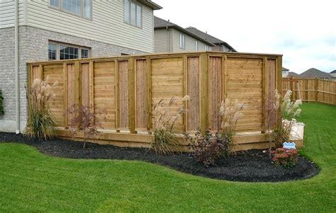 privacy fence ideas backyard privacy fence small backyard
