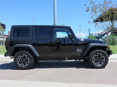 suv jeep 2013 2013 jeep wrangler unlimited sport 4x4 4dr suv 34000