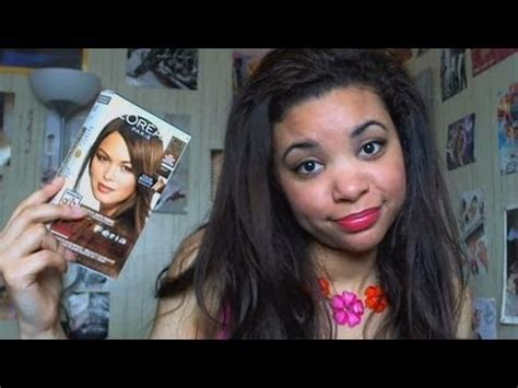 l oreal hair dye project report upload share and hair dye fail l or 233 al feria review youtube