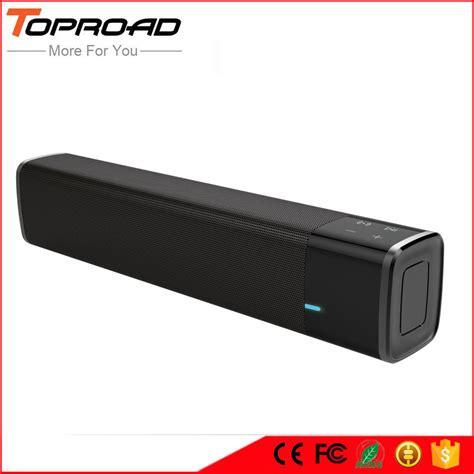 Tv Bluetooth toproad portable 20w wireless bluetooth speaker soundbar