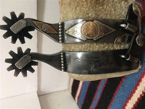 Handmade Spurs For Sale - tooley handmade spurs