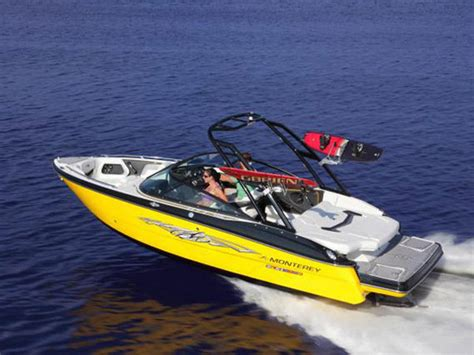 monterey boats support 2014 monterey 218ss boat review top speed