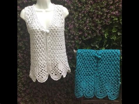 mostrar imagenes de chalecos de nias tejidos a gancho teje chaleco sabadell tejido en gancho tejiendo con