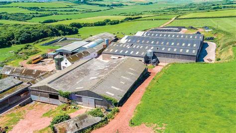 farms for sale uk in pictures dairy farms with 163 10m price tag for sale