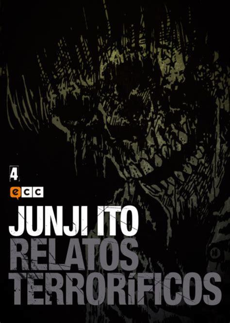 libro junji ito relatos terrorficos junji ito relatos terror 237 ficos n 186 4 es la hora de las tortas