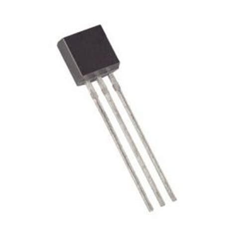 transistor bc337 caracteristicas transistor bc337