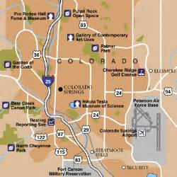 colorado springs area map colorado springs airport airport maps maps and