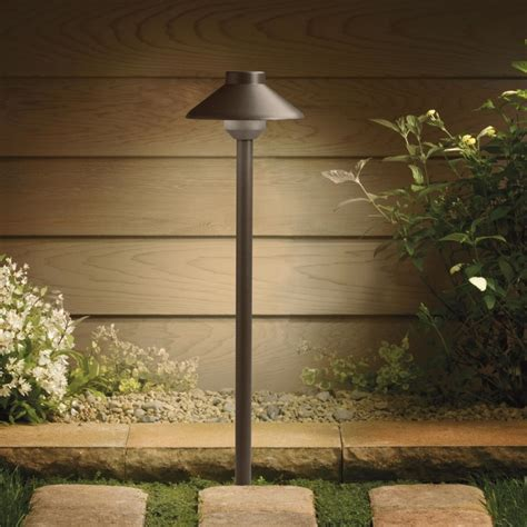 landscape path light llena led path light landscape lighting specialist