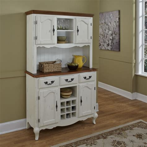 kitchen buffet and hutch furniture home styles the countryside buffet and hutch
