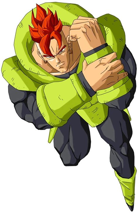 z android 16 android 16 character bomb