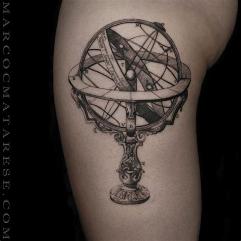 caduceus armillary sphere best tattoo design ideas 253 best by marco c matarese images on