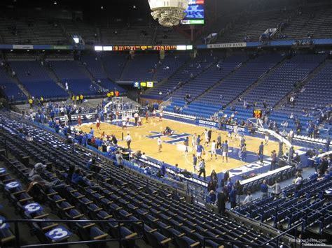 section 11 e rupp arena section 27 rateyourseats com