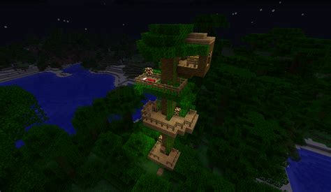 tree house designs minecraft minecraft building ideas tree house