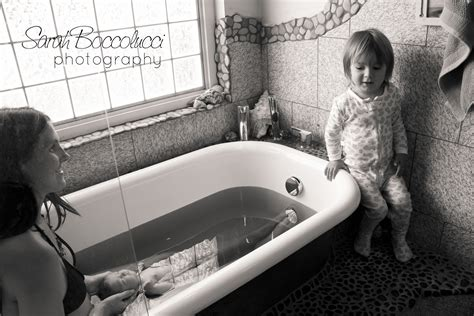 bathroom birth postpartum herbal bath colorado birth maternity newborn photography