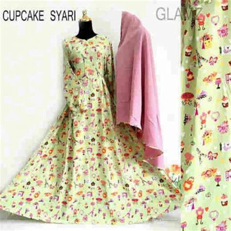 Gamis Syari Remaja Modern baju gamis syari remaja b057 cupcake busana muslim modern
