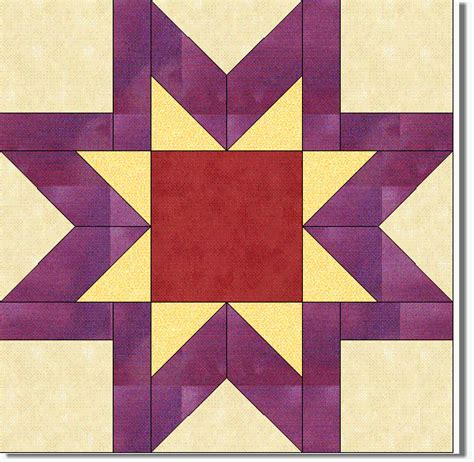The Quilt Block by Quilt Blocks Of The States Virginia Quilting