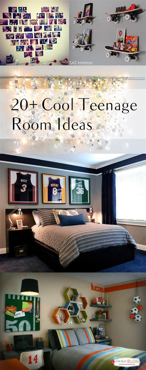 cool rooms for teenagers 20 cool room decor ideas