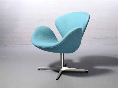 Armchair With High Back Fritz Hansen Arne Jacobsen Swan Chair Light Blue