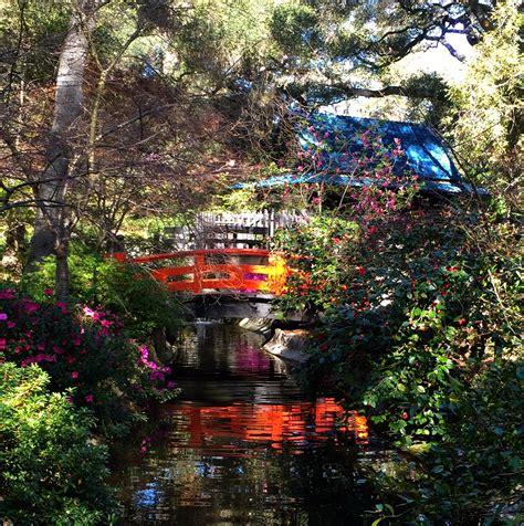 La Canada Botanical Gardens La Canada Botanical Gardens Descanso Gardens La Canada Flintridge California Rancho Descanso