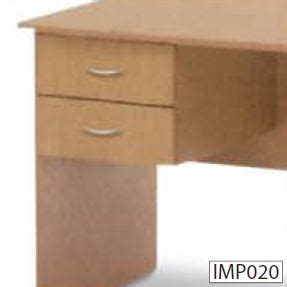 Attachable Drawer by 2 Drawer Attachable Pedestal Has Been
