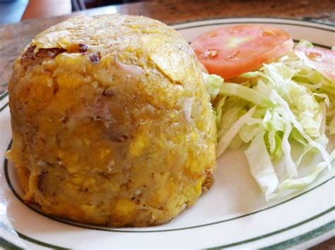 mofongo recipe puerto rican dominican mashed plantains and pork cracklings whats4eats