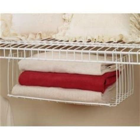 Closetmaid Hanging Wire Shelf 24 Best Images About Closet On Curtain Rods
