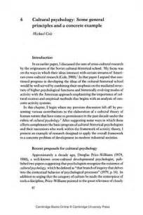 Psychology Research Paper Outline Psychology Research Paper Example