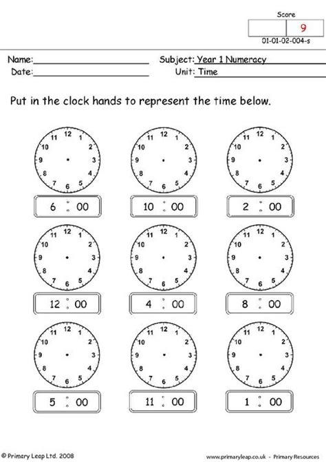 clock worksheets year 2 year 2 time worksheets search results calendar 2015