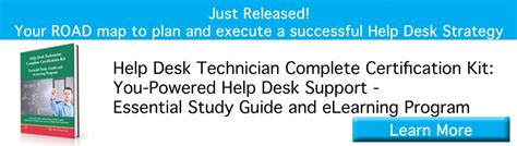 Help Desk Study Guide by Just Released Help Desk Technician Complete Certification