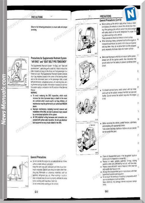Iveco Stralis At Ad 2004 Workshop Service Manual Download
