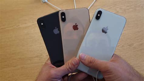 apple iphone xs max farben im vergleich endlich echtes weiss