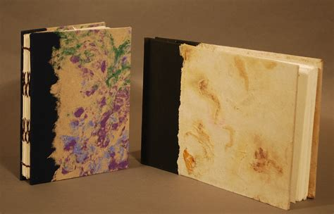 Handmade Paper Book - handmade papers ashton studio