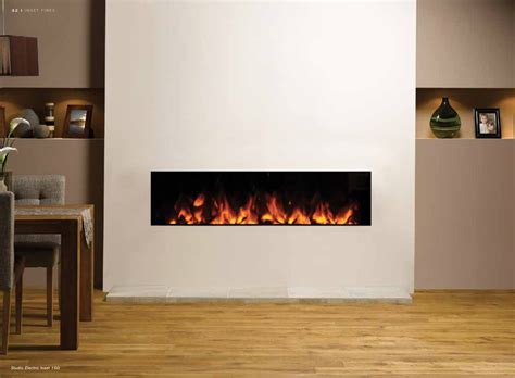 Electric Heat Fireplace by Studio Electric Inset 150 Fireplace By Design