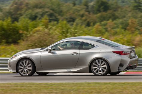 2017 lexus rc 200t 2016 lexus rc 200t coming to u s with 2 0 liter turbo four