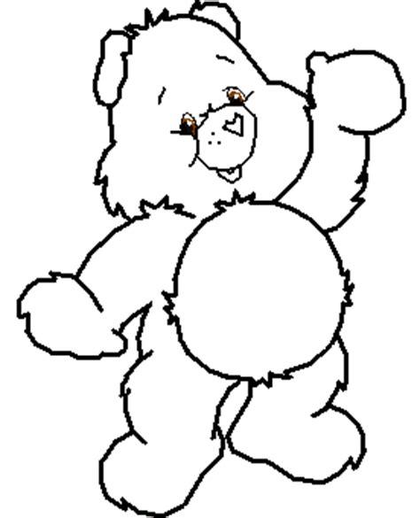 care bear base monkeysista321 deviantart