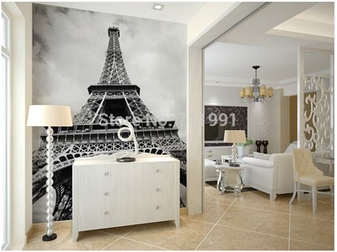 paris wallpaper for bedroom paris tower in paris in black and white wallpaper custom