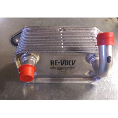 volv hd oil cooler upgrade  volvo rn engines