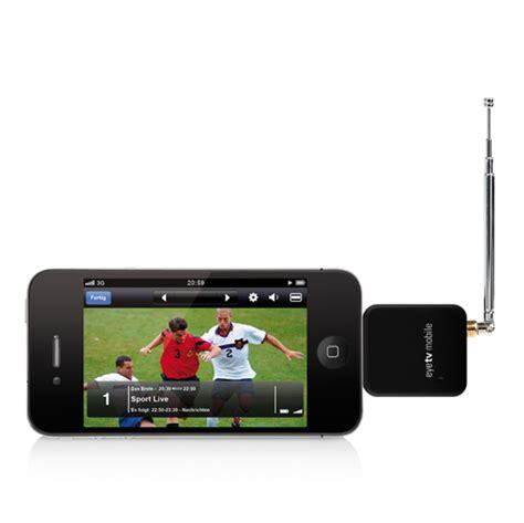 Tv Tuner Mobil elgato eye tv mobile dvb t tv tuner for iphone 4s 3