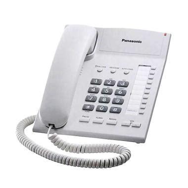 Telephone Single Line Panasonic Kx Ts820mx Asli Dan Bergaransi jual panasonic single line kx ts825 nd telephone harga kualitas terjamin blibli