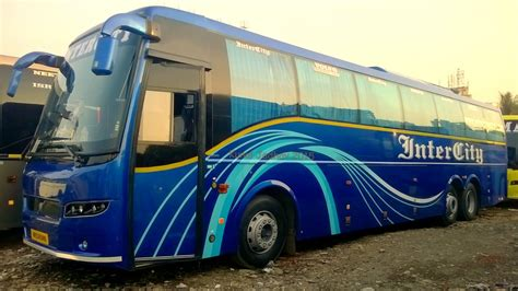 Multi Axle Sleeper by Volvo B9r Page 3033 India Travel Forum Bcmtouring