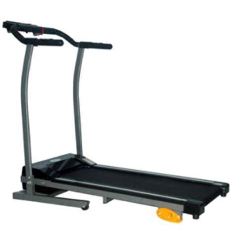 Alat Fitnes Treadmill Elektrik Tl 626 Manual Incline 1 jual alat fitness treadmill elektrik 1 fungsi total murah